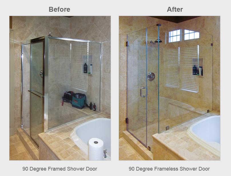 Plexiglass Shower Door, Shower | nutshellcanada.com