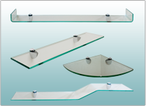 Glass Shelf Kits