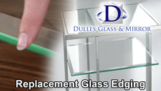 Replacement Glass Edging