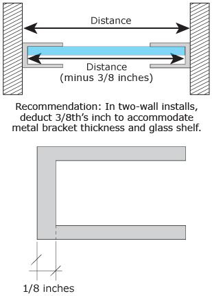 Bracket Thickness Measurement
