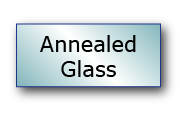 Annealed Glass Shelf