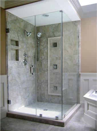 Shower Doors Custom Glass Shower Doors And Enclosures