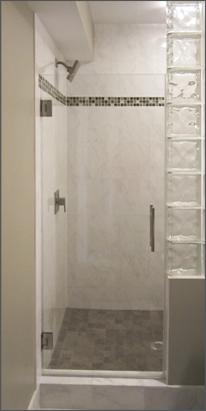 Single Shower Door #2