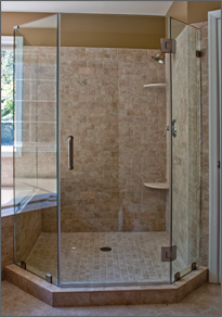 Frameless Shower Door Neo Angle Shower Door