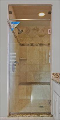 Single Shower Door #3