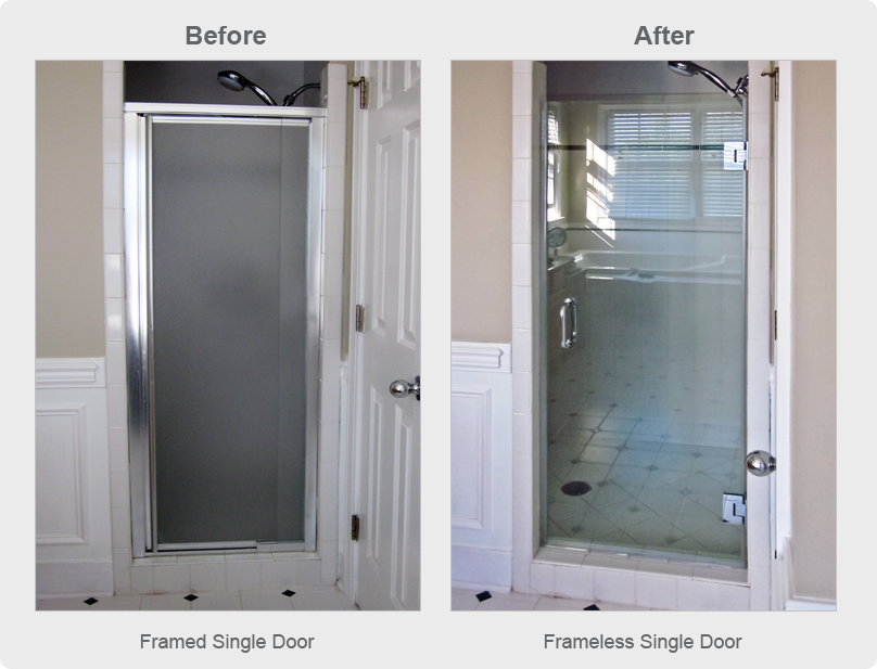 Frameless Shower Doors Why Go Frameless Dulles Glass