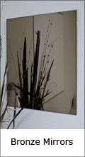 Custom bronze mirrors