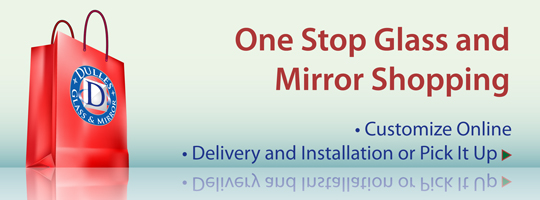 Online Glass and Mirror Shopping