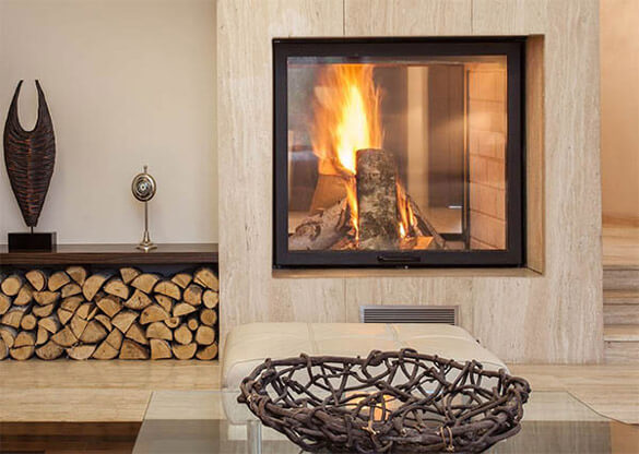 Need to replace your fireplace glass door? Choose from NeoCeram or Tempered glass. Cut to your specifications