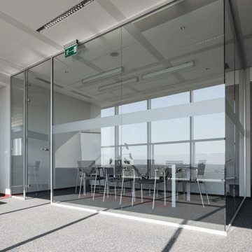 glass wall office. Frameless Glass Walls Wall Office