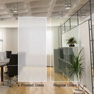 Frosted Glass Custom Cut Frosted Glass Delivered To Your