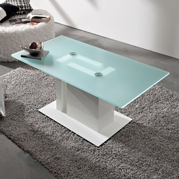 Superior Frosted Glass Table Top