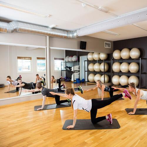 MiraSafe Gym Mirrors