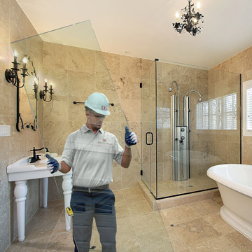 Installing Shower Doors