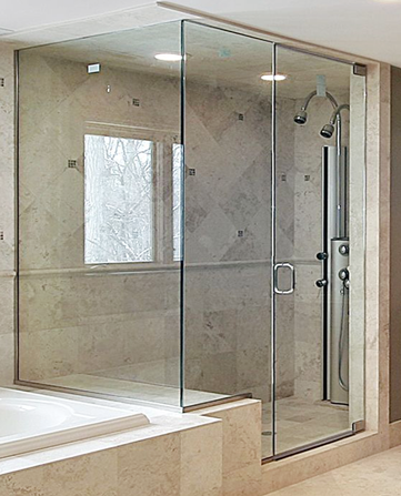 90 Degree Shower Enclosure