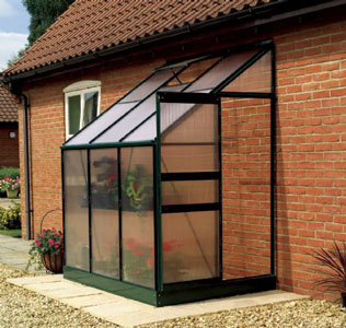 Polycarbonate Glass Outside