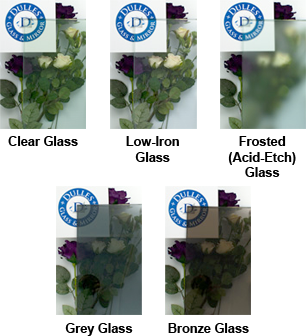 Glass Types