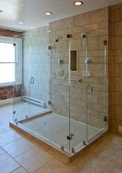 Quadrant Shower