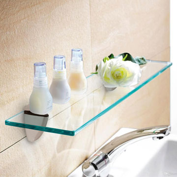 Glass Shelves | Custom Glass Shelving, Hardware and Shelf Kits ...