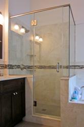 Frameless Shower Header Use It Or Avoid It Dulles Glass