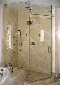 Neo-Angle Shower Door #59
