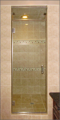 Single Shower Door #4