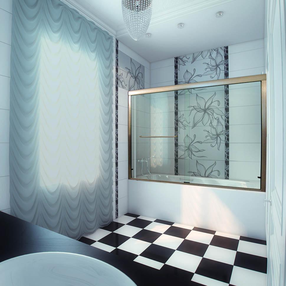 Beautiful Linear Sliding Doors