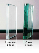 Characteristics Of Low Iron Glass