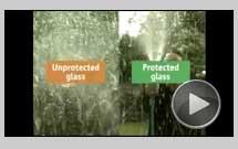 ClearShield Low-Maintenance Glass